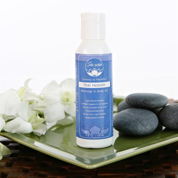 Sa-Wan Thai Heaven Massage And Body Oil (224 0179)