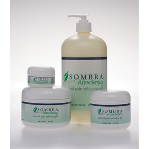 Sombra Pain Relieving Warming Gel / 2 oz. Jar (228 0017 04)