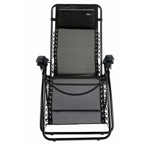 Reclining Reflexology Chair / Black (092 0014)
