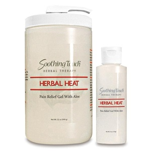 Soothing Touch Herbal Heat Pain Relief Gel / 32 oz. (228 0028 03)