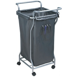 Laundry Trolley - Black (087 0017)