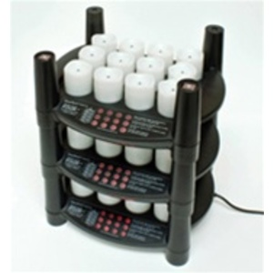 Rechargeable Flameless Votive Candles 36 Candles + 3 Stackable Charging Bases (253 0063 03)