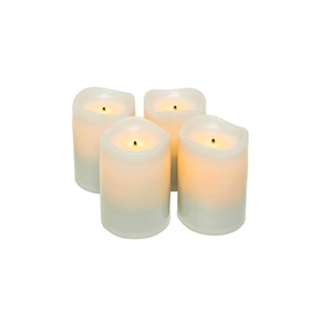 Extra Rechargeable Flameless Votive Candles - 4 Pack (253 0061)