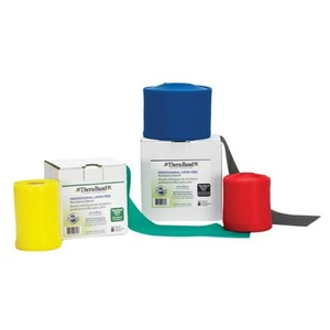 Thera-Band Latex-Free Resistance Band 25 Yard Roll (841 0195)