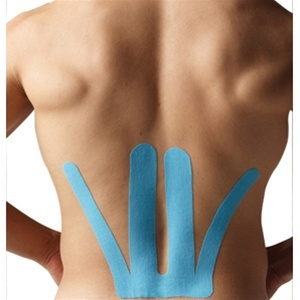 SpiderTech Back Precut - Kinesiology Sports & Athletic Taping Treatment For Pain Relief