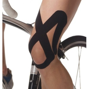 SpiderTech Upper Knee Precut - Kinesiology Sports & Athletic Taping Treatment For Pain Relief