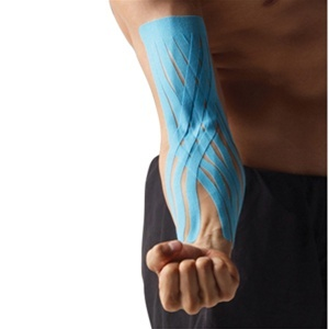 SpiderTech Large Lymphatic Precut - Kinesiology Sports & Athletic Taping Treatment For Pain Relief