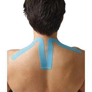SpiderTech Neck Precut - Kinesiology Sports & Athletic Taping Treatment For Pain Relief