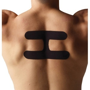 SpiderTech Posture Precut - Kinesiology Sports & Athletic Taping Treatment For Pain Relief