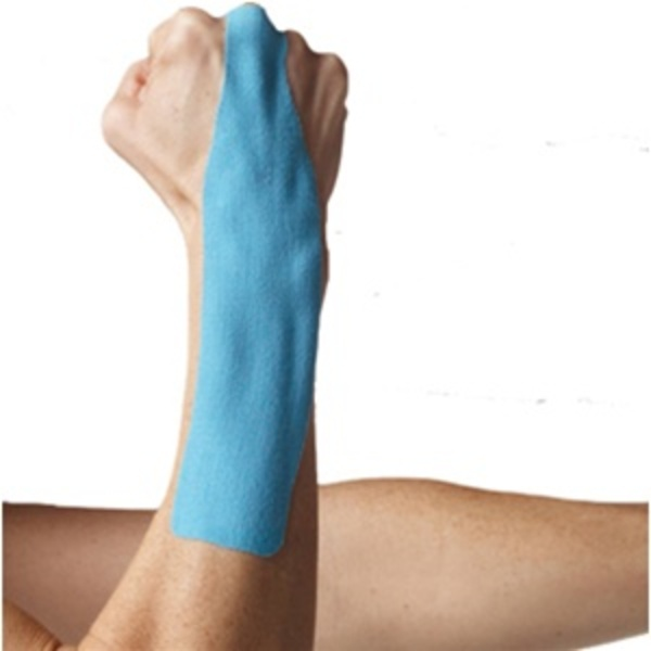 SpiderTech Wrist Precut - Kinesiology Sports & Athletic Taping Treatment For Pain Relief