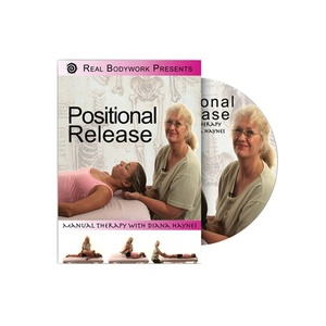 Real Bodywork Positional Release Therapy DVD (539 0245)
