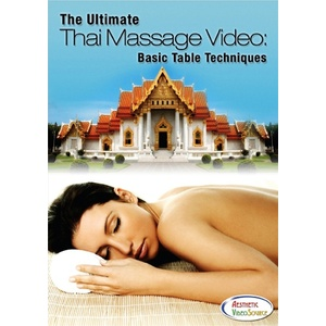 Ultimate Thai DVD: Basic Table Technique (539 0270)