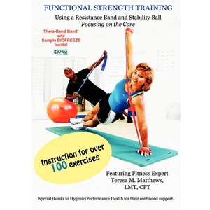 Teresa Matthews Functional Strength Training DVD (542 0022)