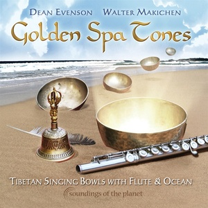 Golden Spa Tones CD (558 0127)