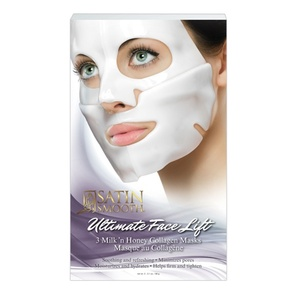 Milk 'n Honey Ultimate Face Lift - Collagen Mask / 3-Pack