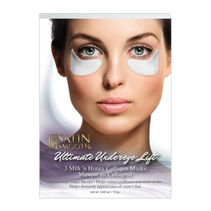 Milk 'n Honey Ultimate Undereye Lift - Collagen Mask / 3-Pack