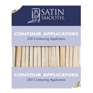 Contour Wax Applicators 200 Count (276 0319)