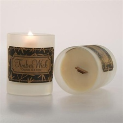 Soy Crackle Candle - Honey Spice (253 0053 17)