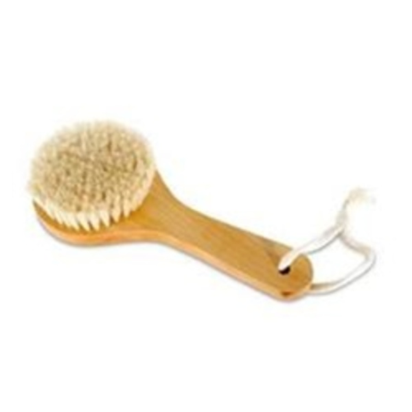 Short Handle Brush With Round Shape Head (283 0136)