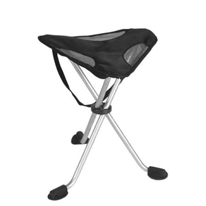 On Site Therapist Stool Without Back XL Black (220 1235)