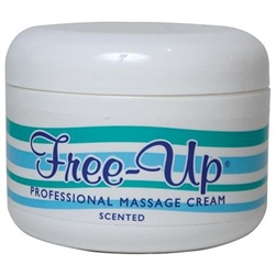 Free-Up Massage Cream - Scented