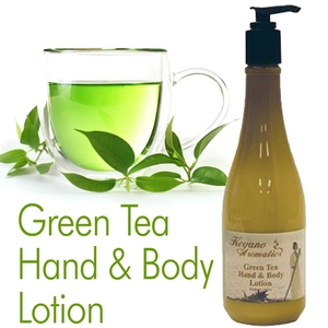 Green Tea Hand & Body Lotion by Keyano