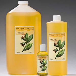 100% Pure Jojoba Oil by HobaCare