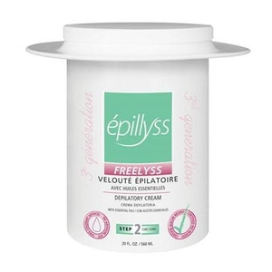 Freelyss Deplilatory Cream Strip Wax 20 oz. (276 0536 02)