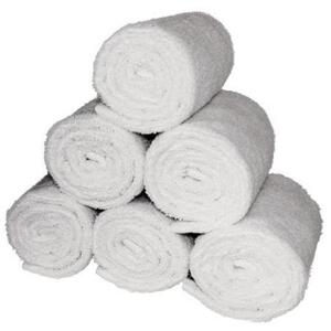 "Facial Wrap Towels - 8""W x 23""L 6 Pack (767 0023)"
