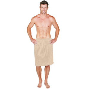Canyon Rose Cloud 9 Microplush Men's Wrap - Sand (348 0067 04)