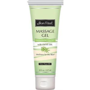 Bon Vital Therapeutic Touch Massage Gel 8 oz. (227 0135 03)