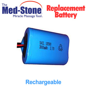 Med-Stone Replacement Rechargeable Battery (081 0018)