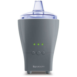 Spa Room™ Aromalizer™ - Gray Ultrasonic Diffusing Mister (254 0085 04)