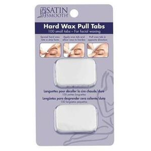 Satin Smooth Small Waxing Tabs - 100 Count (276 0540)