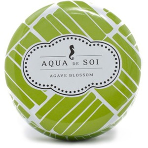 Agave Blossom - Aqua de Soi Candle Tin - Burn Time 60 Hours 9 oz. (253 0085)