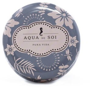 Pura Vida - Aqua de Soi Candle Tin - Burn Time 60 Hours 9 oz. (253 0086)