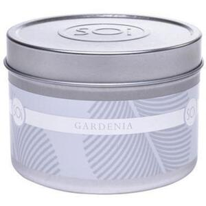 Soi Candle Gardenia - Burn Time 70 Hours 8 oz. (253 0081 01 09)