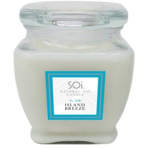 Soi Candle Island Breeze - Burn Time 140 Hours 18 oz. (253 0081 04 08)