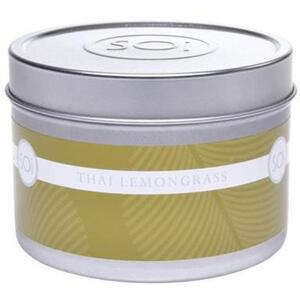 Soi Candle Thai Lemongrass - Burn Time 70 Hours 8 oz. (253 0081 01 07)
