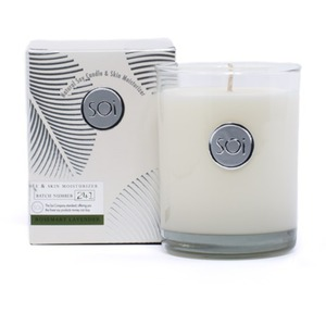 Soi Candle RosemaryLavender - Burn Time 90 Hours 13.5 oz. (253 0081 02 02)