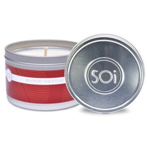 Soi Candle Blood Orange - Burn Time 70 Hours 8 oz. (253 0081 01 03)