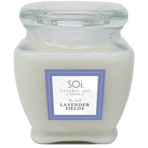 Soi Candle Lavender Fields - Burn Time 140 Hours 18 oz. (253 0081 04 04)