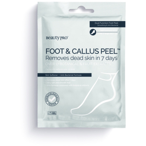 BeautyPro® Foot & Callus Peel Treatment Booties 1 Pair (280 0322 08)