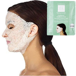 DERMOVIA Lace Your Face Compression Mask - Clarifying Mulberry Leaf (280 0323 03)