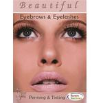 Beautiful Eyebrows & Eyelashes Perming & Tinting DVD (539 0304)