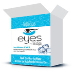 EYES by ToGoSpa™ Under Eye Collagen Gel Masks - Back Bar Box - Ice Water 40 Eye Mask Pairs in a Box (280 0331 04)
