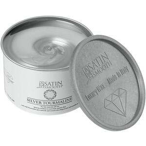 Satin Smooth Luxury Gem Wax Collection - Silver Tourmaline Soft Wax 14 oz. Can (276 0407)