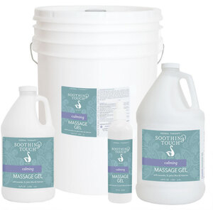 Soothing Touch® Calming Massage Gel 64 oz. - 12 Gallon (227 0081 05)