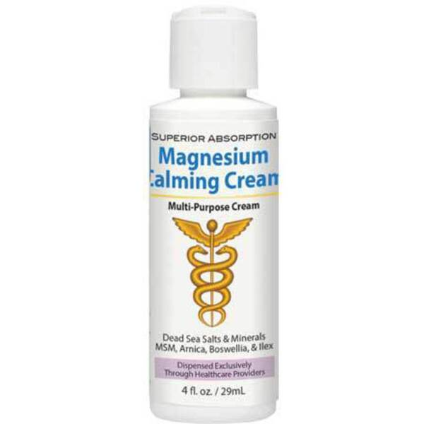 CryoDerm® Magnesium Calming Cream 4 oz. (225 1025 04)