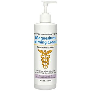 CryoDerm® Magnesium Calming Cream 8 oz. (225 1025 05)